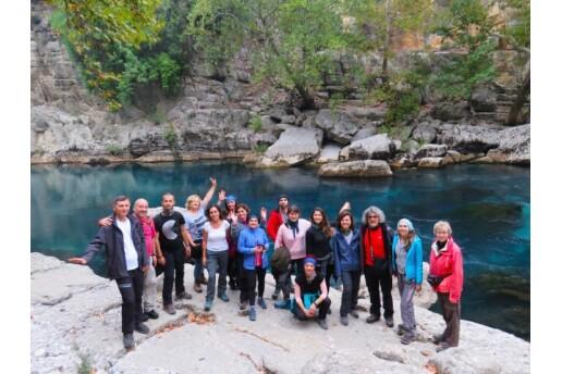 29 Ekim Kalkışlı 3 Gece 4 Gün Pansiyon Konaklamalı Saint Paul Yolu Doğa Yürüyüşü Turu