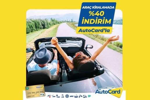 Autocard'tan Otomobilinize Özel İndirimli Akaryakıt, Araç Bakım & Lastik Hizmeti