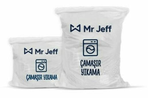 Mr Jeff'ten Çamaşır Yıkama (Torba ile) Hizmeti Fırsatı