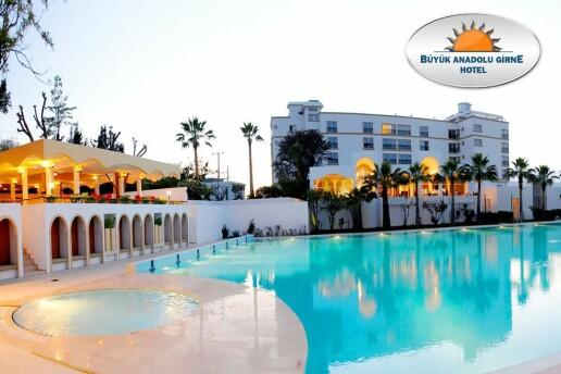 Büyük Anadolu Girne Hotel'de Tatil Paketleri