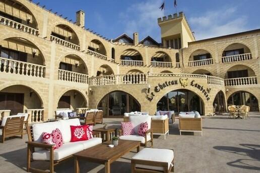 Kıbrıs Le Chateau Lambousa Hotel'de Erken Rezervasyon Yaz Tatili Paketleri