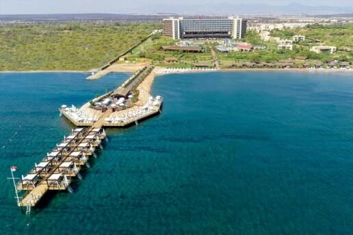 Kıbrıs Concorde Luxury Resort & Casino'da Erken Rezervasyon Yaz Tatili Paketleri