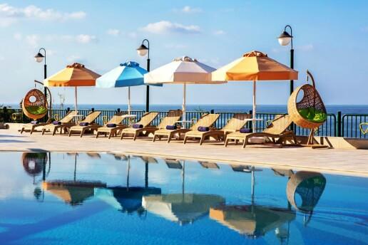 Kıbrıs Merit Royal Premium Hotel'de Erken Rezervasyon Yaz Tatili Paketleri