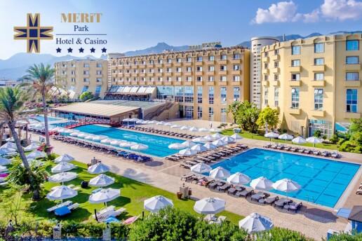 Kıbrıs Merit Park Hotel & Casino'da Erken Rezervasyon Yaz Tatili Paketleri
