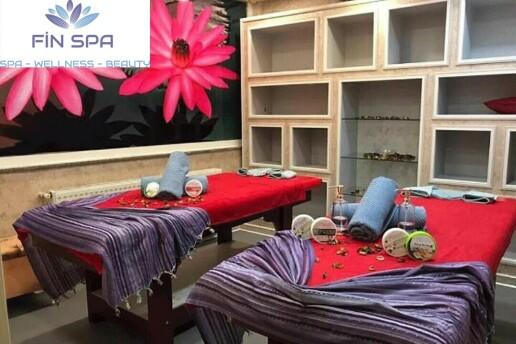 Kavacık Fin Spa'da Masaj Keyfi ve Spa Kullanımı