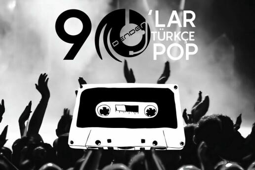 29 Şubat Dj Denden 90'lar Türkçe Pop Gecesi IF Performance Hall Ataşehir Konser Bileti