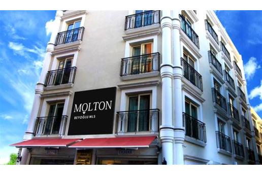 Molton Beyoğlu Mls Hotel'den Çift Kişilik Konaklama Seçenekleri