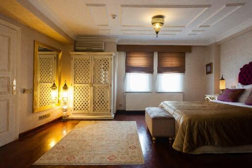 Symbola Bosphorus İstanbul Hotel'de Çift Kişilik Konaklama Seçenekleri