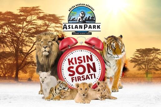 Viaport Marina AslanPark Giriş Bileti