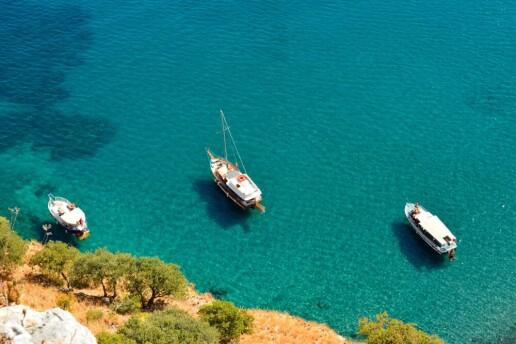 7 Gece 8 Gün Tekne Konaklamalı Marmaris, Bozburun, Datça Mavi Turu