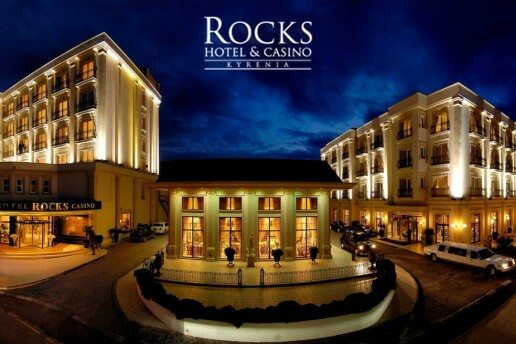 Kıbrıs Rocks Hotel & Casino'da Erken Rezervasyon Yaz Tatili Paketleri