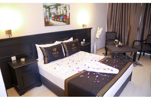 Bodrum Dream Palace'da Çift Kişilik Tatil Seçenekleri