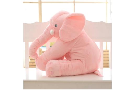 Uyku Arkadaşım Peluş Fil - Büyük Yumuşacık (65 Cm)