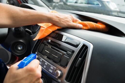 Ataköylüm Oto Yıkama'dan Virüs Kalkanı İle Otomobil İçi Spreyleme Uygulaması