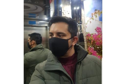 Yıkanabilir Enfeksiyon Koruyucu Maske