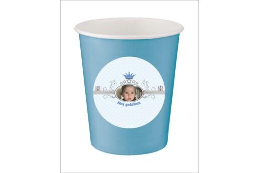 Kişiye Özel Prens Konsepti Doğum Günü Parti Seti (Mini)
