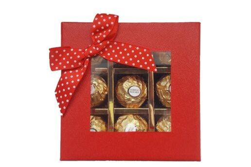 Kişiye Özel Mesajlı Çikolata Ve Sevimli Ayıcık