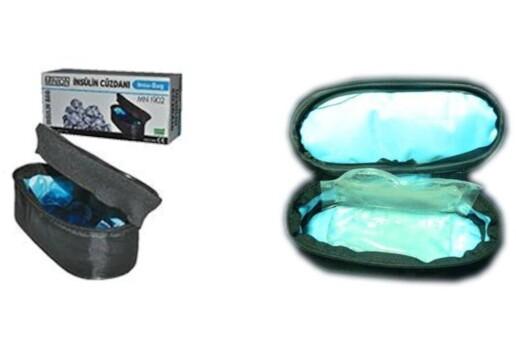 Minion İnsülin Cüzdanı Çantası Soğuk Zincir İlaç Taşıma