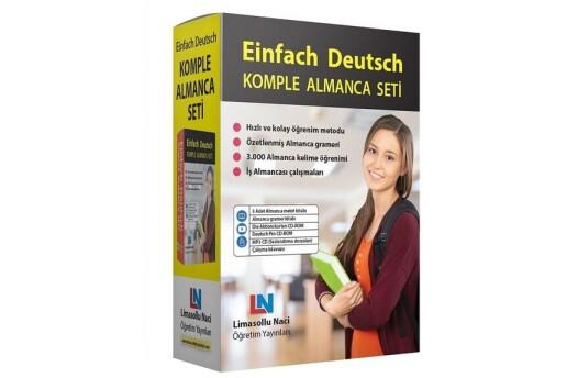Komple Almanca Seti