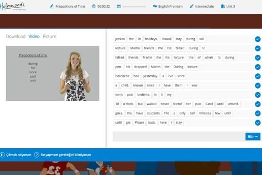 Holmwood's Premium Online İngilizce Kursu 12 Ay