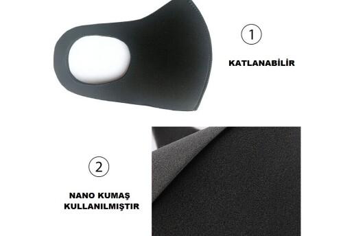 250 ML 80 Derece Limon Kolonyası + Ücretsiz Nano Maske