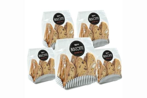 Agora Biscotti Kuru Meyve - Badem 160 Gr (5'Li Paket)