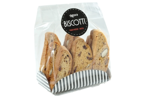 Agora Biscotti Yaban Mersini - Badem 160 Gr