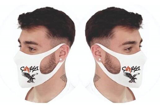 Takım Armalı Yıkanabilir Koruyucu Nano Maske