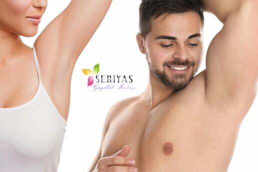 Seriyas Güzellik Merkezi'nden Kadın ve Erkeklere Özel 10 Seanslık İstenmeyen Tüy Paketleri