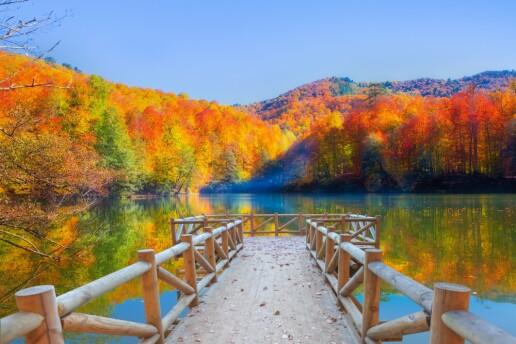 Renklerin Cenneti, Kahvaltı Dahil Günübirlik Yedigöller Turu