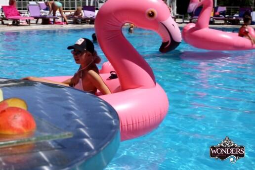 Çankaya Wonders Pool'da Yaza Özel Serinleten Havuz Kullanımı