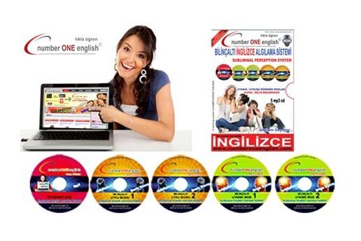 5 Mp3 Bilinçaltı İngilizce Eğitim Seti- Ömür Boyu Eğitim Desteği