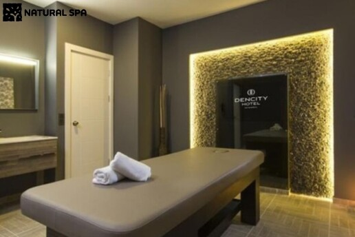 Taksim Dencity Hotel Natural Spa'dan Masaj Paketleri