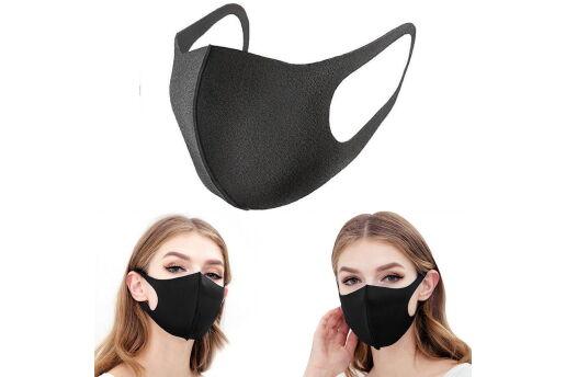 5 Adet Yıkanabilir Nano Kumaş Maske