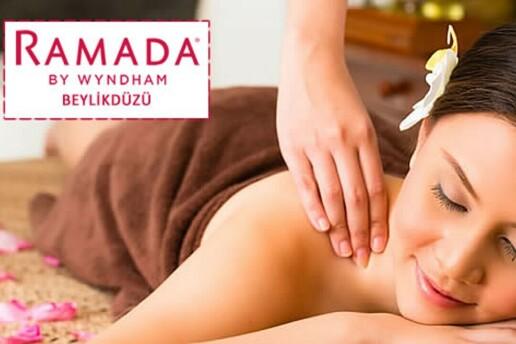 Ramada By Wyndham Beylikdüzü Pearl Spa'da Kendinize Gelmenizi Sağlayacak Masaj Paketleri