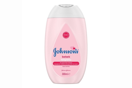 Johnson's Baby Bebek Losyonu 300 Ml