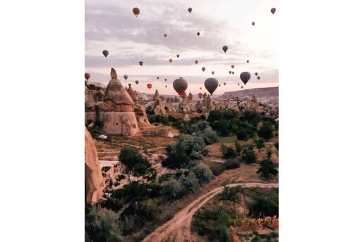 Cuma Hareketli 1 Gece 2 Gün Konaklamalı Kapadokya Turu