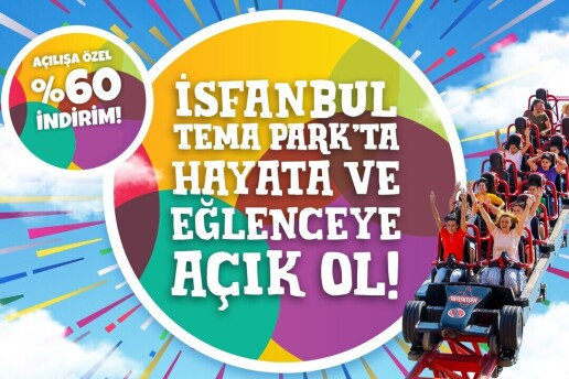 İsfanbul Tema Park Giriş Biletleri