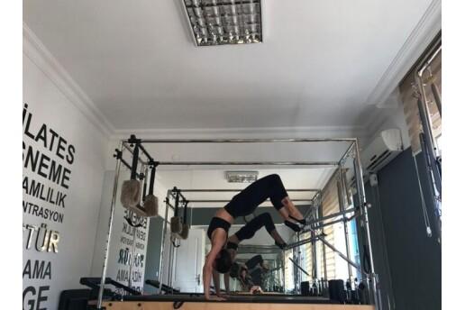 Sprint Pilates'ten 1 veya 2 Seans Reformer Pilates
