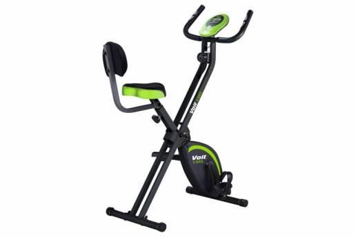 Voit X-Bike Egzersiz Bisikleti Siyah-Yeşil