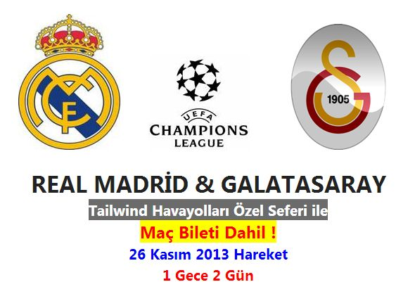 1 Gece 2 Gun Konaklamali Mac Bileti Dahil Real Madrid