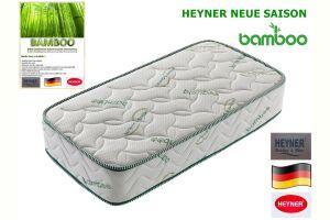 Heyner Bamboo Tek Kişilik Yatak 120*200 Ortopedik Yaylı Yatak