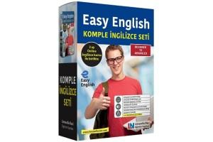 Easy English Komple İngilizce Seti + 3 Ay Online İngilizce Kursu