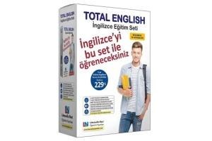 Total English İngilizce Eğitim Seti + 6 Ay Online İngilizce Kursu