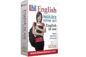 LN English In Use İngilizce Seti + 6 Ay Online İngilizce Kursu