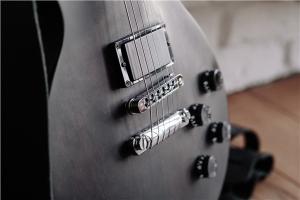 Siyah Gitar Forex Tablo