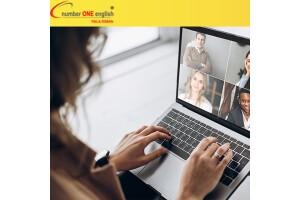 Number One English ile 1 Dakikada İngilizce 1 Yıl Süreli 50 Saat Online Eğitim