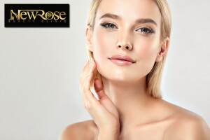 New Rose Beauty Clinic'ten Hydrafacial Amerikan Cilt Bakımı Uygulaması