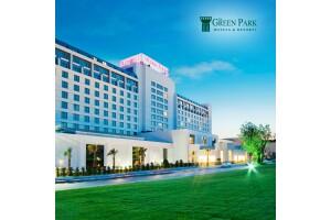The Green Park Pendik Hotel & Convention Center'dan Çift Kişilik Konaklama Seçenekleri