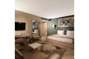 The Gate 30 Suites Ataşehir'den Konaklama Seçenekleri